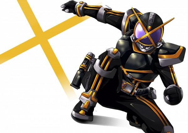 Kamen Rider Kaixa - Kamen Rider 555