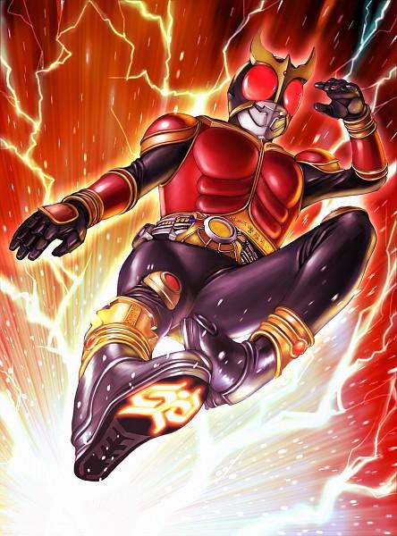 Kamen Rider Kuuga (Character) - Kamen Rider Kuuga