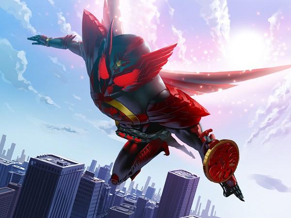 Tags: Anime, Kamen Rider Series, Kamen Rider OOO, Kamen Rider OOO (character), Kamen Riders