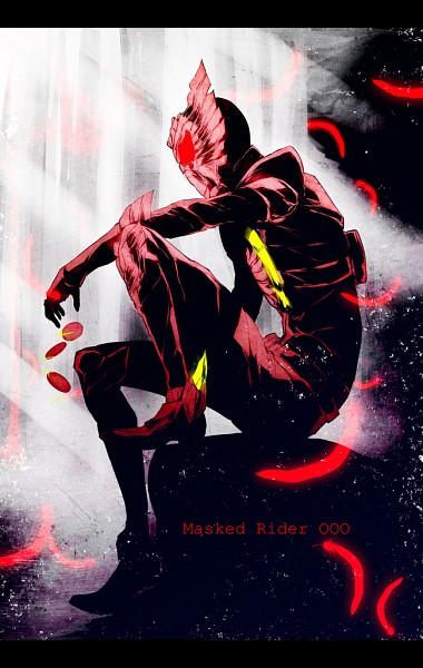 Kamen Rider OOO (character) - Kamen Rider OOO