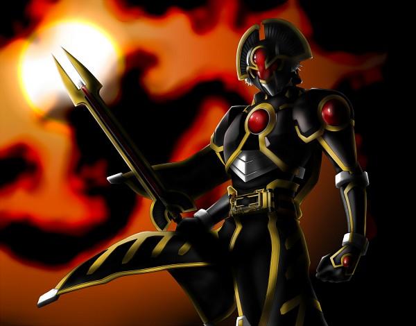 Kamen Rider Orga - Kamen Rider 555