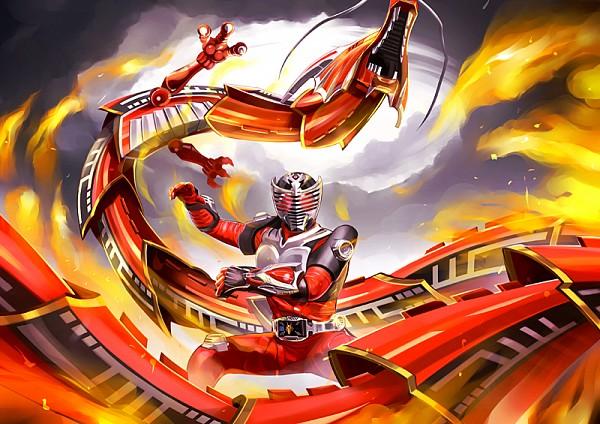 Kamen Rider Ryuki (character) - Kamen Rider Ryuki