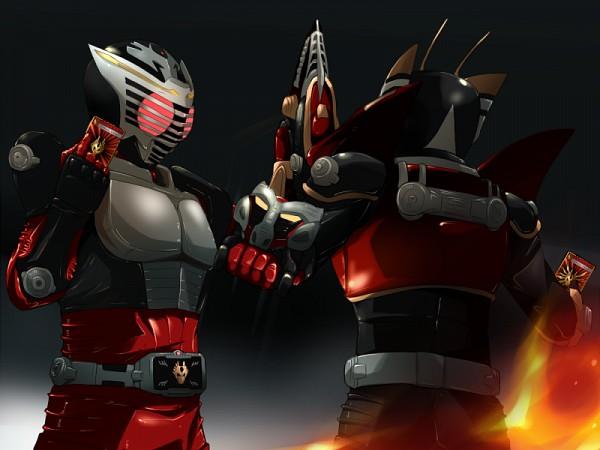 Kamen Rider Ryuki - Kamen Rider Series