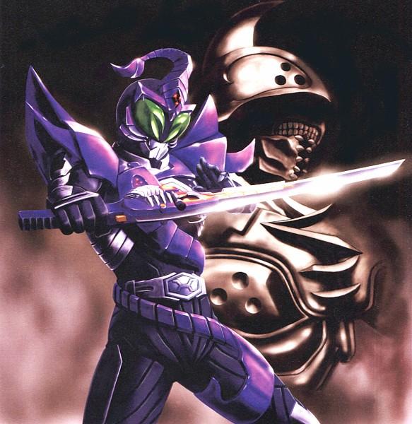 Kamen Rider Sasword - Kamen Rider Kabuto