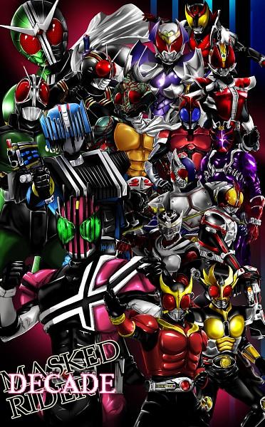 Tags: Anime, Pixiv Id 143826, Kamen Rider 555, Kamen Rider Kabuto, Kamen Rider Den-O, Kamen Rider Ryuki, Kamen Rider Kuuga, Kamen Rider Kiva, Kamen Rider Hibiki, Kamen Rider Black RX, Kamen Rider Blade, Kamen Rider Decade, Kamen Rider Agito
