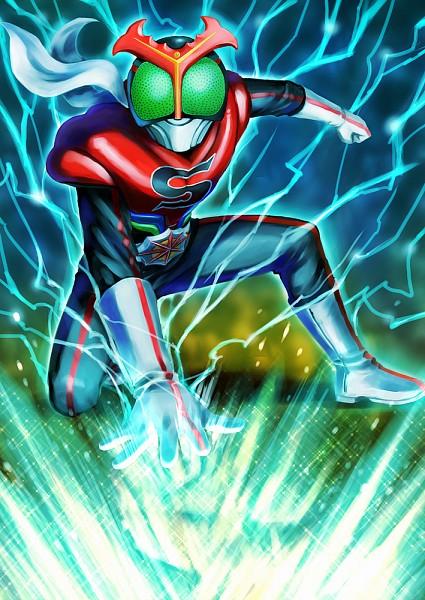 Kamen Rider Stronger (Character) - Kamen Rider Stronger