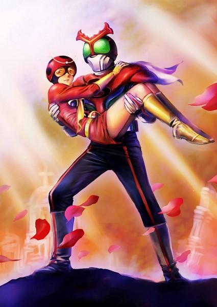 Kamen Rider Stronger - Kamen Rider Series