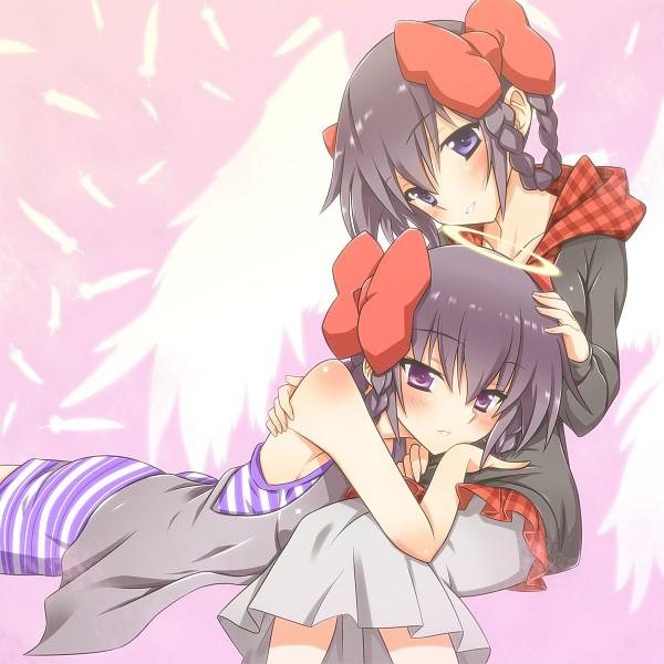 Tags: Anime, Yuto (Artist), Kami nomi zo Shiru Sekai, Diana (KnzSS), Ayukawa Tenri, The World God Only Knows