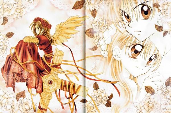 Kamikaze Kaitou Jeanne - Tanemura Arina