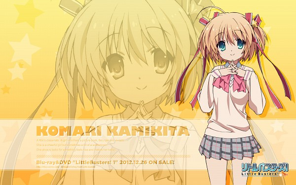 Kamikita Komari - Little Busters!