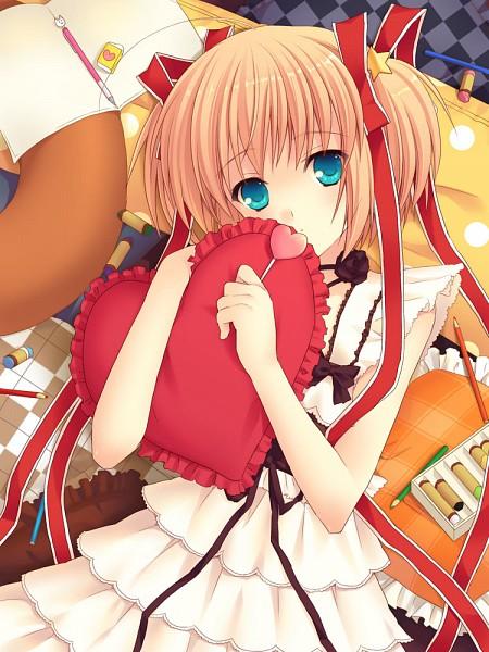Tags: Anime, Fuyuichi, Little Busters!, Kamikita Komari, Fanart From Pixiv, Fanart, Pixiv