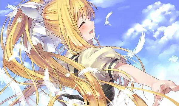 Tags: Anime, Dekatanaba, AIR, Kamio Misuzu