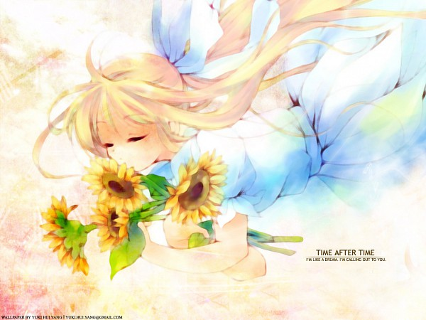 Tags: Anime, AIR, Kamio Misuzu, Artist Request, Wallpaper
