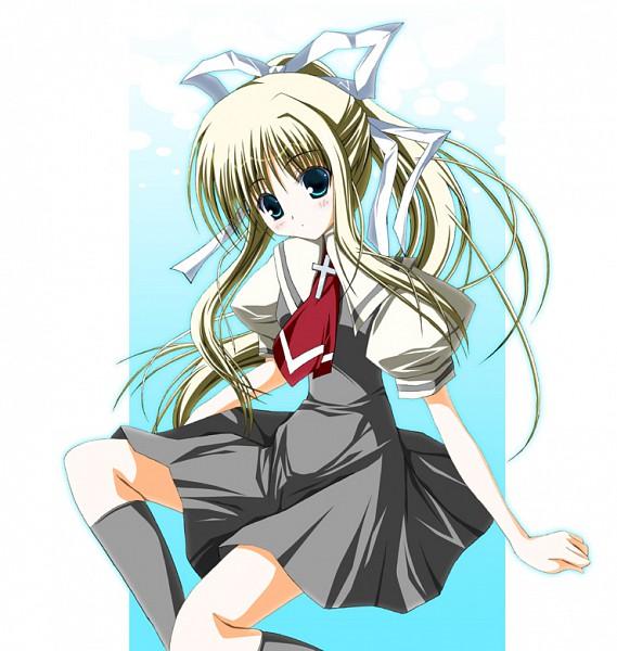 Tags: Anime, Azumi No Kayoshi, AIR, Kamio Misuzu, Pixiv, Fanart