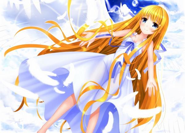 Tags: Anime, Swordsouls, KEY (Studio), AIR, Kamio Misuzu