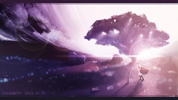 Tags: Anime, Eva200499, KEY (Studio), AIR, Kamio Misuzu, Facebook Cover