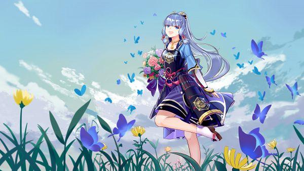 Tags: Anime, Pixiv Id 30738856, Genshin Impact, Kamisato Ayaka