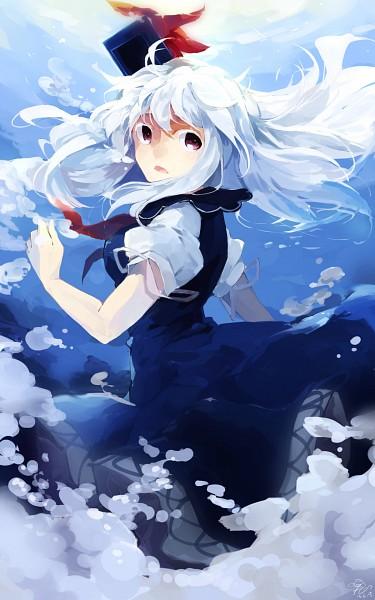 Tags: Anime, Shuzi, Touhou, Kamishirasawa Keine, Mobile Wallpaper, Fanart, PNG Conversion, Keine Kamishirasawa