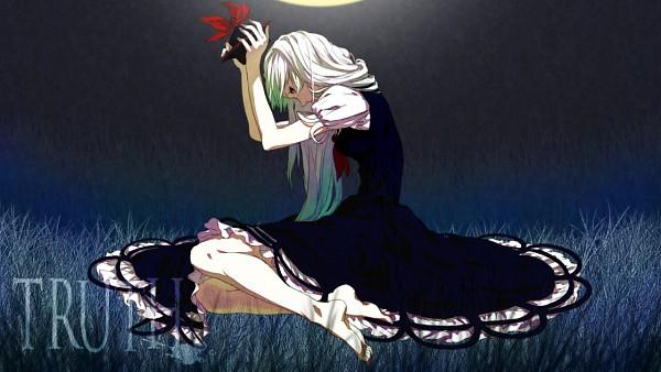 Tags: Anime, Egawa Satsuki, Touhou, Kamishirasawa Keine, Pixiv, Facebook Cover, Wallpaper, Fanart From Pixiv, Fanart, Keine Kamishirasawa