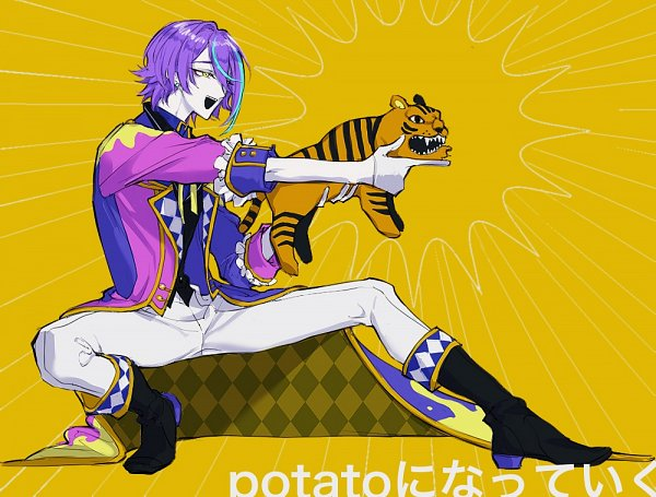 Tags: Anime, Pixiv Id 18103148, Project Sekai Colorful Stage! feat. Hatsune Miku, Kamishiro Rui, Fanart From Pixiv, Pixiv, Fanart