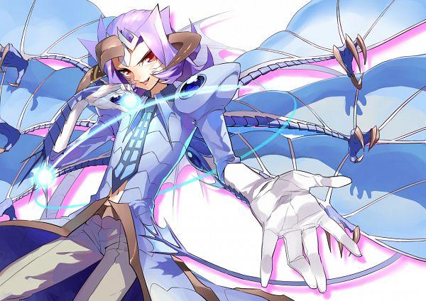 Tags: Anime, Kshabillya, Yu-Gi-Oh! ZEXAL, Yu-Gi-Oh!, Kamishiro Ryoga, Ryuumimi, Dragon Wings, Leviathan Dragon (Cosplay), Pixiv, Fanart From Pixiv, Fanart, Reginald Kastle