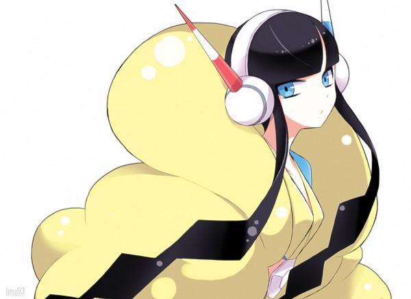 Tags: Anime, Komi (Hirara), Black and White 2, Pokémon, Kamitsure, Elesa