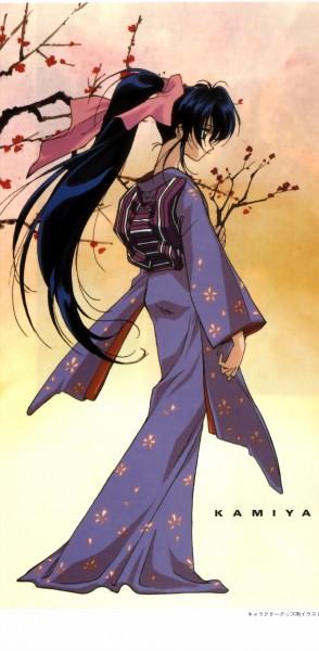 Kamiya Kaoru - Rurouni Kenshin