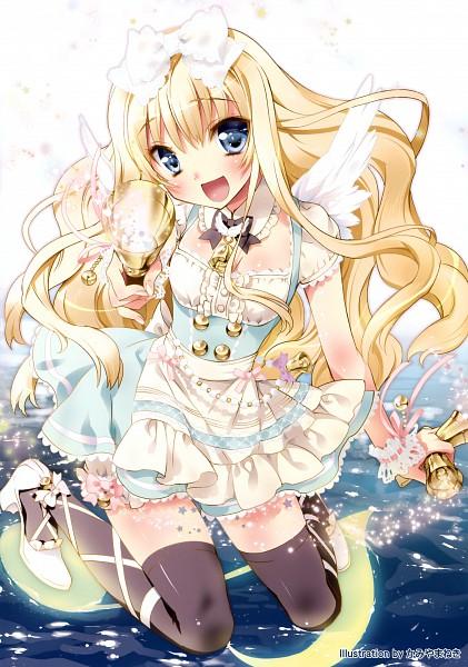 Tags: Anime, Kamiya Maneki, E☆2 Etsu - Musical Instruments Girls, Mobile Wallpaper, Pixiv