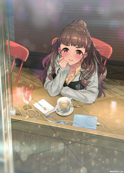 Tags: Anime, Mizuki Makoto, THE iDOLM@STER: Cinderella Girls, Kamiya Nao, Fanart From Pixiv, Pixiv, Fanart