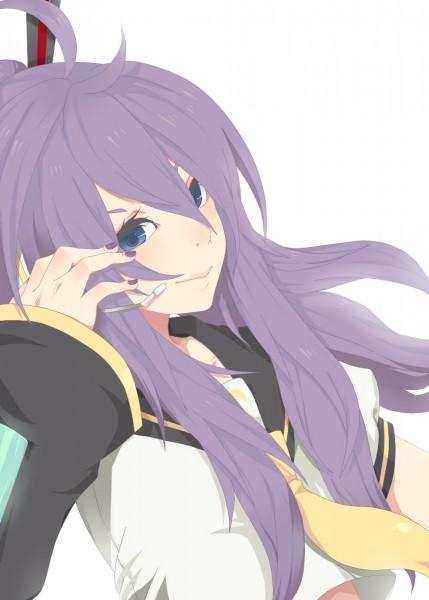 Tags: Anime, Pixiv Id 652367, VOCALOID, Kamui Gakupo, Kagamine Len (Cosplay), Mobile Wallpaper