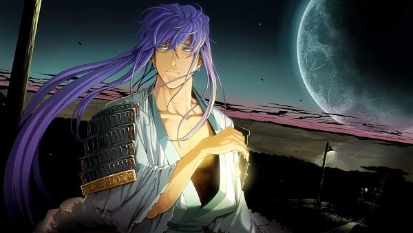 Tags: Anime, Daigoman, VOCALOID, Kamui Gakupo, Pixiv, Wallpaper, Facebook Cover