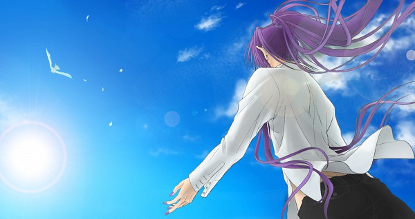 Tags: Anime, Pixiv Id 202092, VOCALOID, Kamui Gakupo, Wallpaper, Facebook Cover