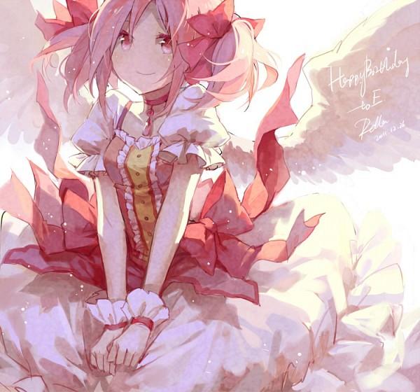 Tags: Anime, Rella, Mahou Shoujo Madoka☆Magica, Kaname Madoka, Fanart