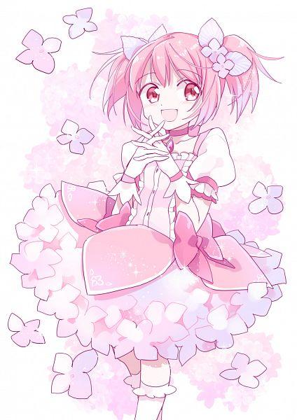 Tags: Anime, Shuua, Mahou Shoujo Madoka☆Magica, Kaname Madoka, Pixiv, Fanart, Fanart From Pixiv