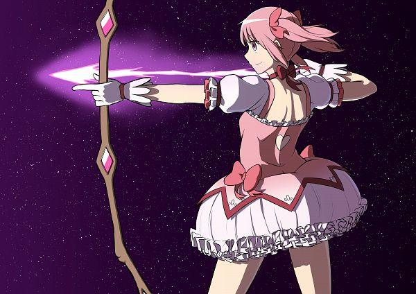 Tags: Anime, Pixiv Id 28223689, Mahou Shoujo Madoka☆Magica, Kaname Madoka, Pixiv, Fanart, Fanart From Pixiv