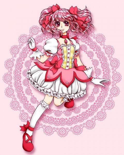 Tags: Anime, Pixiv Id 4633983, Mahou Shoujo Madoka☆Magica, Kaname Madoka, Pixiv, Fanart, Fanart From Pixiv