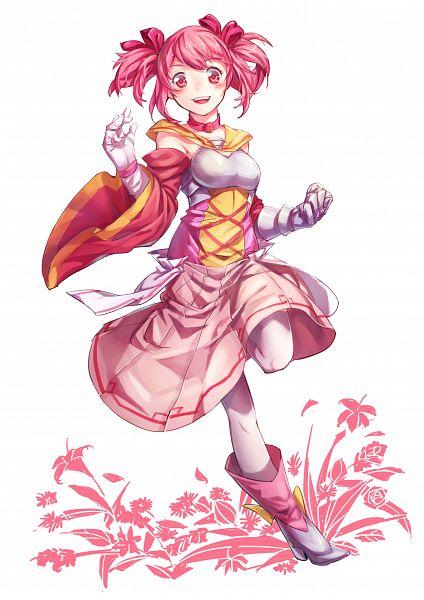 Tags: Anime, Pixiv Id 2820251, Mahou Shoujo Madoka☆Magica, Kaname Madoka, Fanart, Fanart From Pixiv, Pixiv
