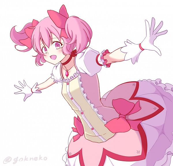 Tags: Anime, Pixiv Id 352651, Mahou Shoujo Madoka☆Magica, Kaname Madoka, Pixiv, Fanart, Fanart From Pixiv