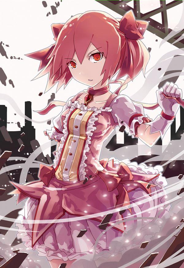 Tags: Anime, Srx61800, Mahou Shoujo Madoka☆Magica, Kaname Madoka, Fanart From Pixiv, Pixiv, Fanart