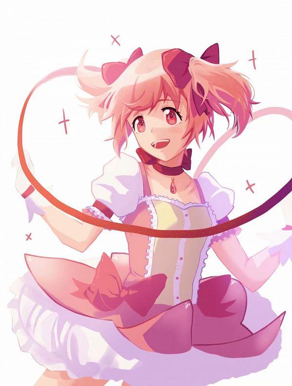 Tags: Anime, Ghosh, Mahou Shoujo Madoka☆Magica, Kaname Madoka, Pixiv, Fanart, Fanart From Pixiv