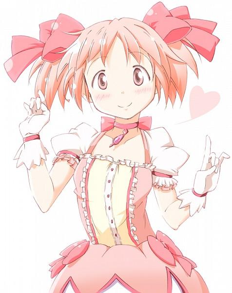 Tags: Anime, Chomo (Asymmate), Mahou Shoujo Madoka☆Magica, Kaname Madoka