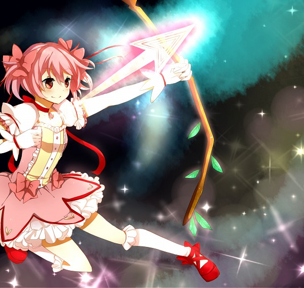 Tags: Anime, Kurose Suzuka, Mahou Shoujo Madoka☆Magica, Kaname Madoka