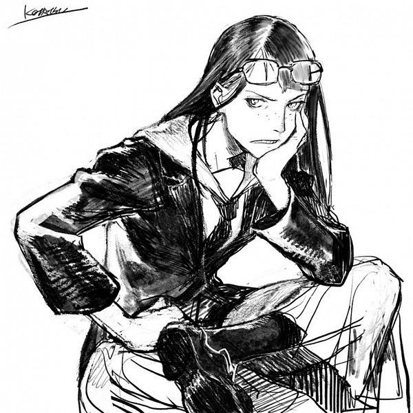 Tags: Anime, Pixiv Id 736058, Eizouken ni wa Te wo Dasu na!, Kanamori Sayaka