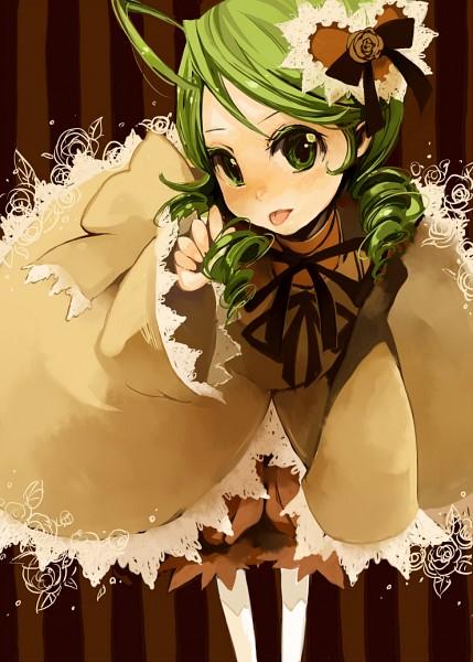 Tags: Anime, Rin (Royal), Rozen Maiden, Kanaria, Pixiv, Fanart, Fanart From Pixiv