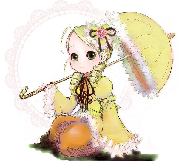 Tags: Anime, Rozen Maiden, Kanaria