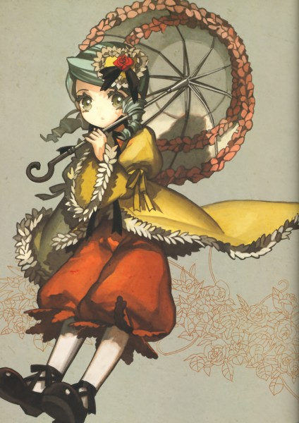 Tags: Anime, Wada Aruko, Rozen Maiden, Kanaria, Fanart