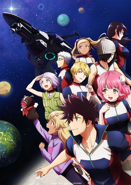 Kanata no Astra (Astra Lost In Space)
