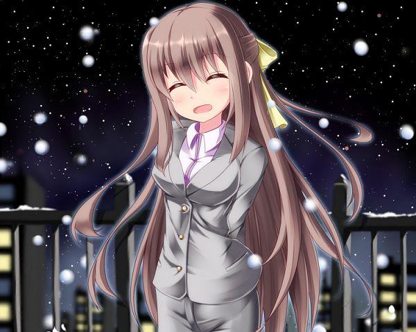 Tags: Anime, Pixiv Id 1343823, Himouto! Umaru-chan, Kanau (Himouto! Umaru-chan), PNG Conversion