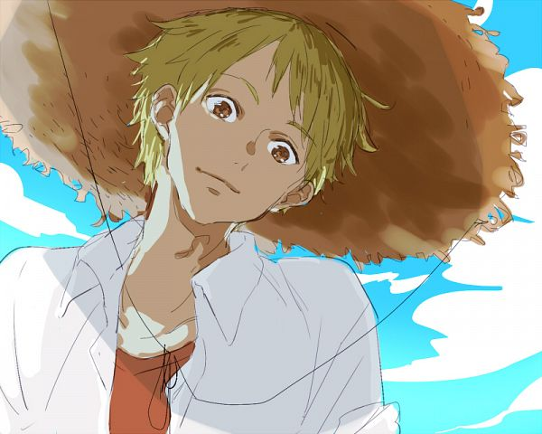 Tags: Anime, Pixiv Id 2063463, Kyoukai no Kanata, Kanbara Akihito, Fanart From Pixiv, Pixiv, Fanart