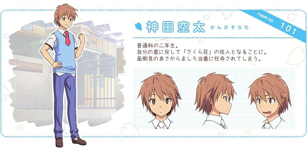 Kanda Sorata - Sakurasou no Pet na Kanojo